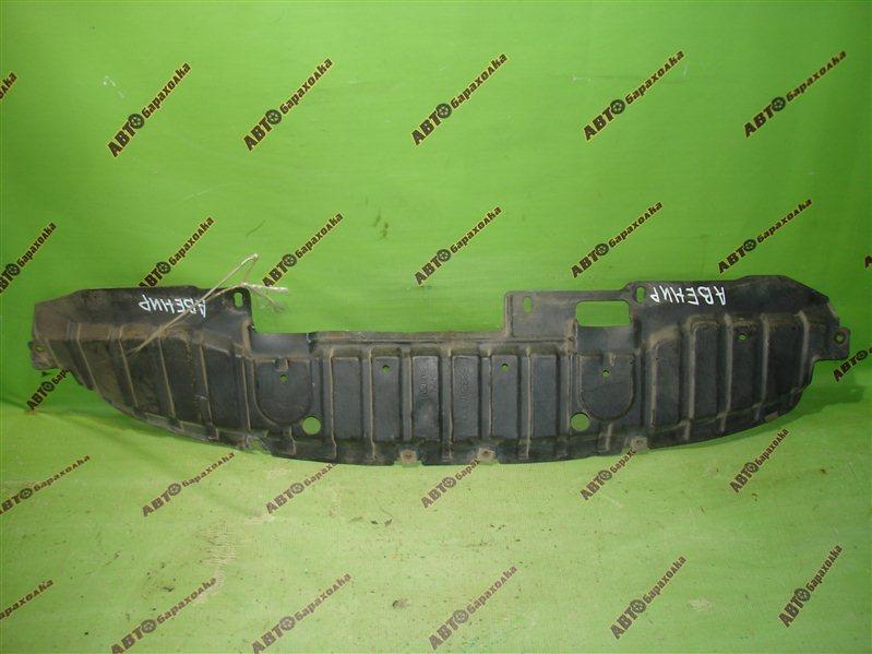 Защита бампера Nissan Avenir W11