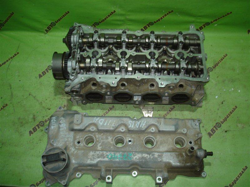 Головка блока цилиндров Nissan Tiida C11 HR15