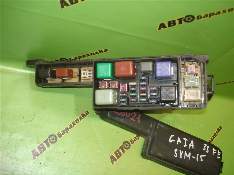 Блок предохранителей Toyota Gaia SXM15 3S