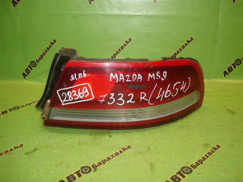 Стоп Mazda Ms9 HD5S задний правый