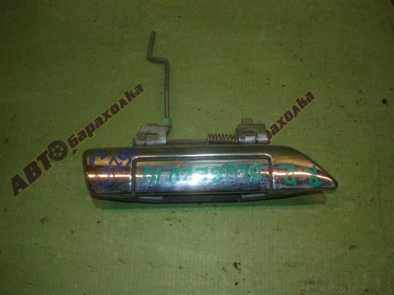 Ручка двери внешняя Nissan Bluebird U14 задняя правая