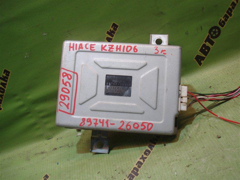 Блок управления дверьми Toyota Hiace KZH106