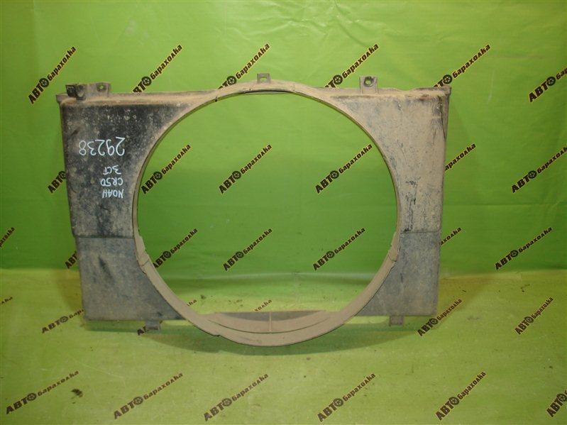Диффузор радиатора Toyota Noah CR50 3C