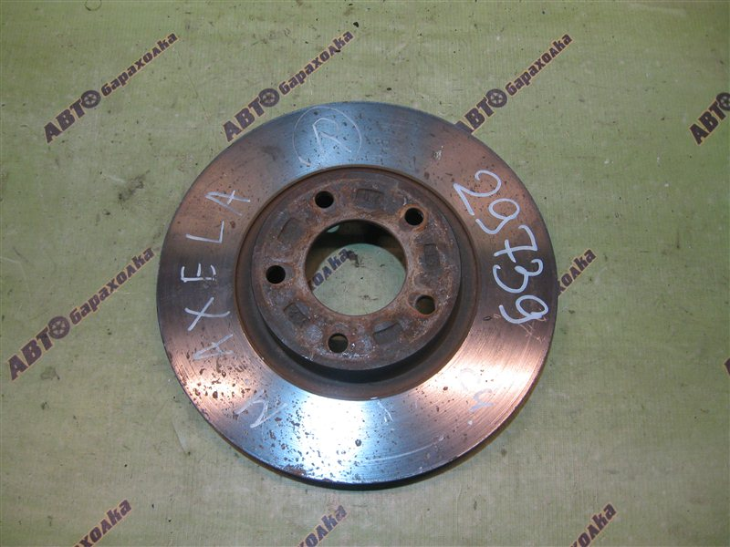 Диск тормозной Mazda Axela BK3P передний
