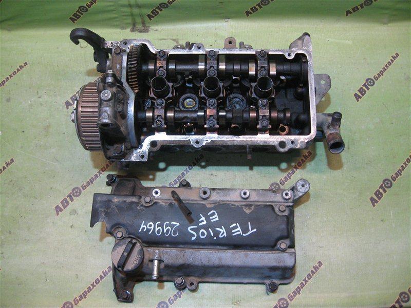 Головка блока цилиндров Daihatsu Terios Kid J111G EF