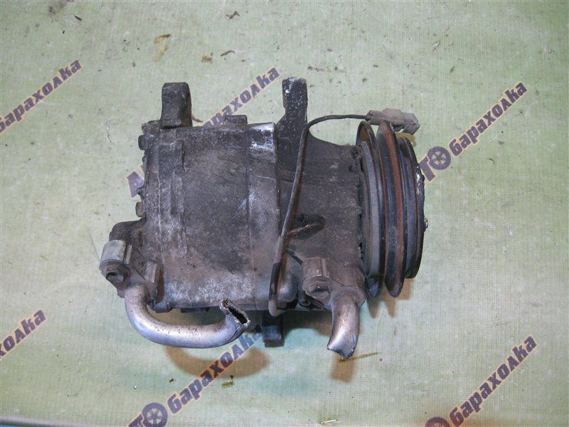Компрессор кондиционера Daihatsu Terios Kid J111G EF