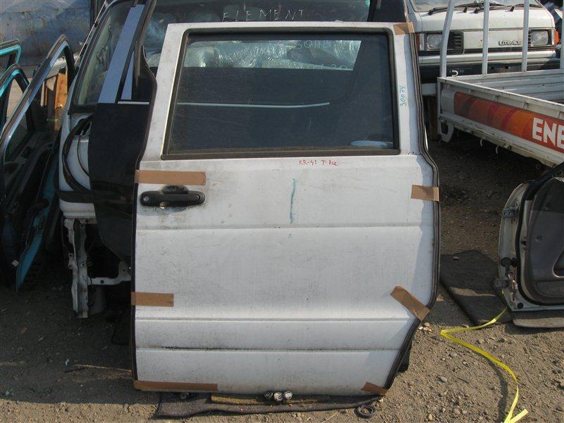 Дверь боковая (раздвижная) Toyota Town Ace KR41 левая