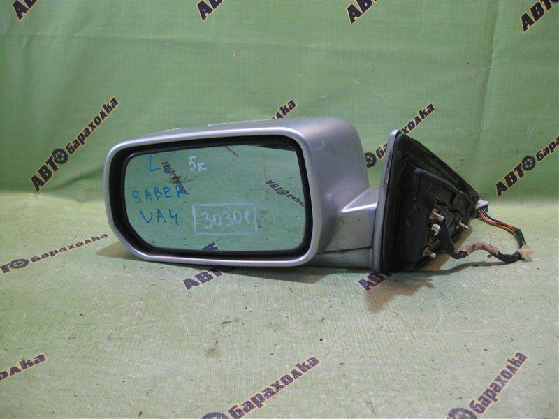 Зеркало Honda Saber UA4 переднее левое
