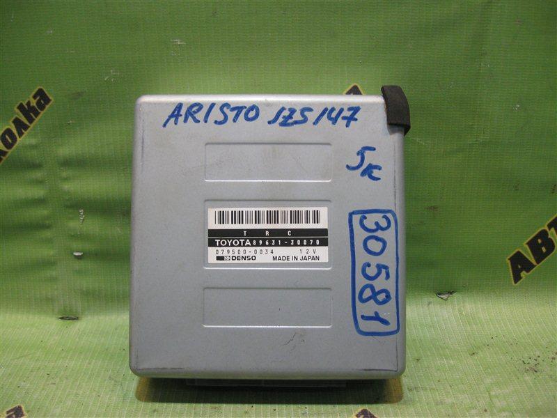 Блок управления trc Toyota Aristo JZS147 2JZGTE