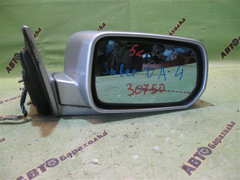 Зеркало Honda Saber UA4 переднее правое