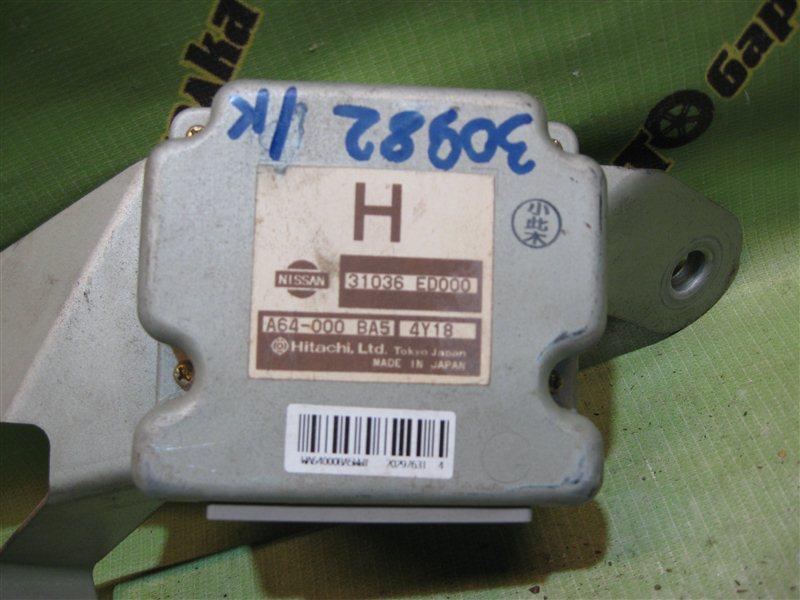 Блок управления акпп Nissan Tiida Latio C11