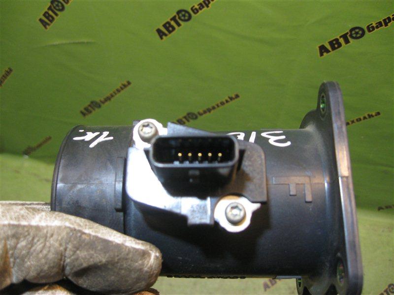 Расходомер воздушный Nissan Wingroad Y11 QG18