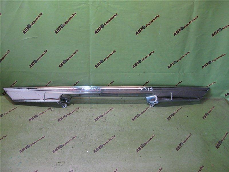 Накладка 5-й двери Toyota Alphard MNH10