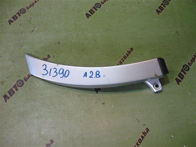 Накладка на крыло Toyota Aristo JZS147 задняя левая