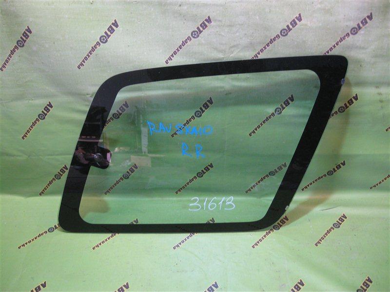 Стекло собачника Toyota Rav4 SXA10 правое