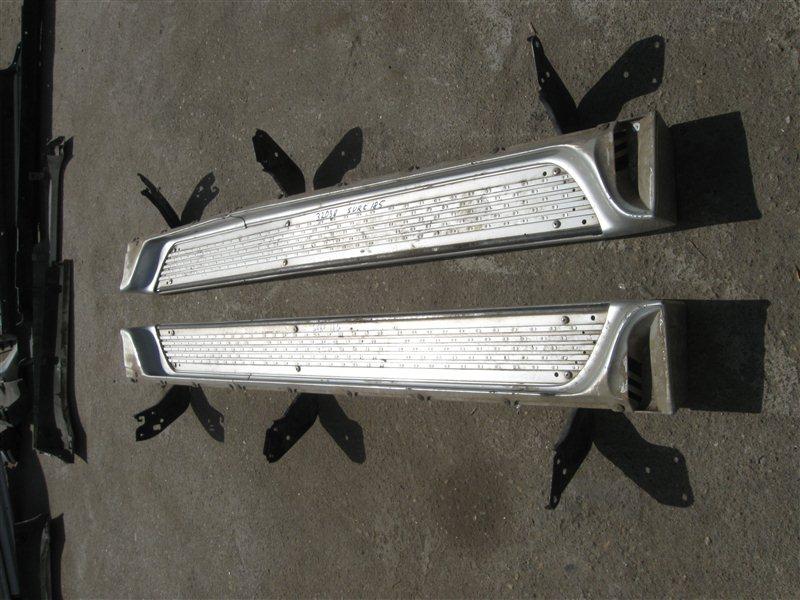 Подножки комплект Toyota Hilux Surf RZN185