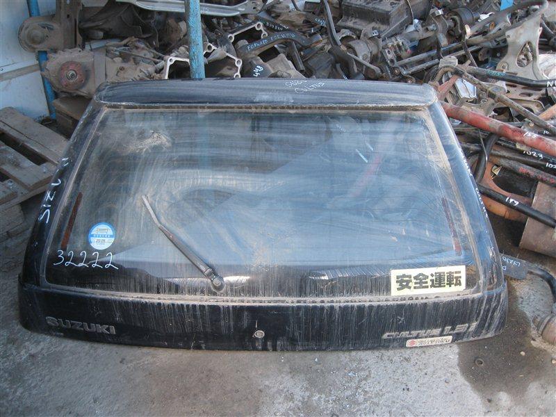 Дверь 5-я Suzuki Cultus GA11S задняя