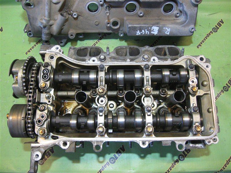 Головка блока цилиндров Toyota Crown GRS180 4GRFSE правая