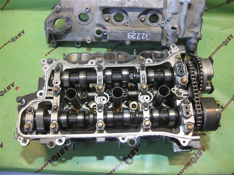 Головка блока цилиндров Toyota Crown GRS180 4GRFSE левая