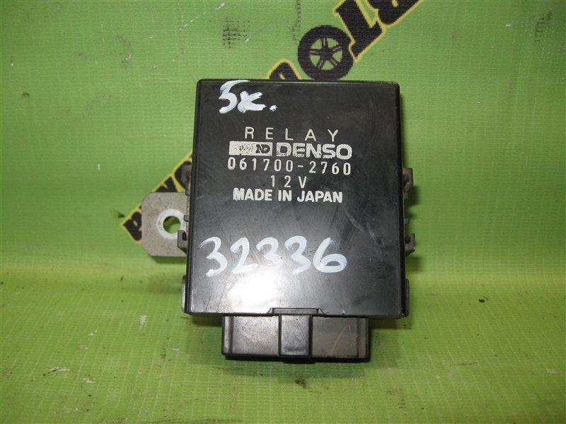 Электронный блок Toyota Land Cruiser HDJ81