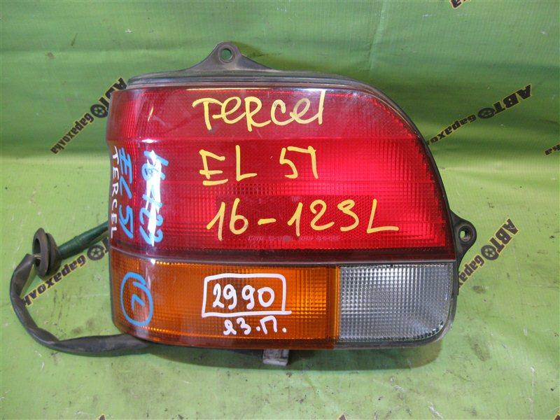Стоп Toyota Tercel EL51 задний левый
