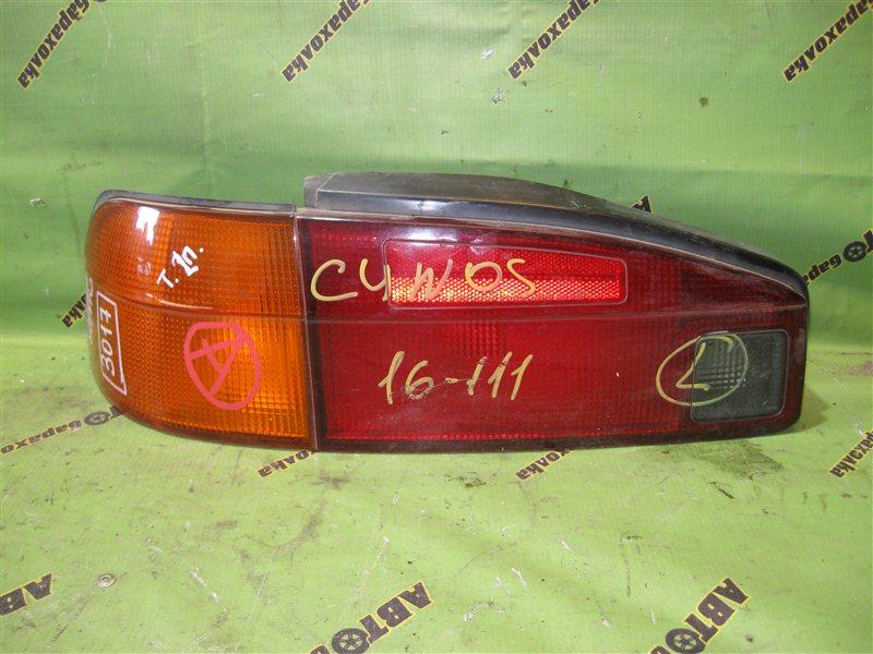 Стоп Toyota Cynos EL44 задний левый