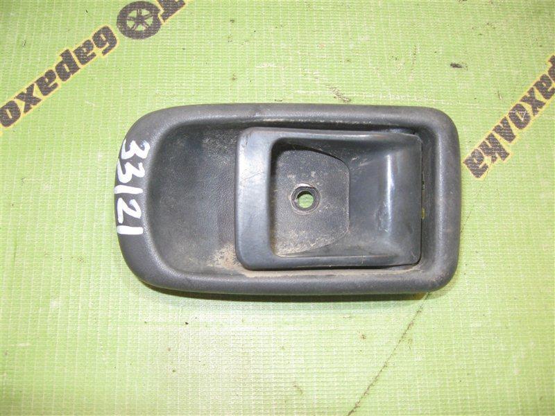 Ручка двери внутренняя Toyota Cami J100E передняя правая