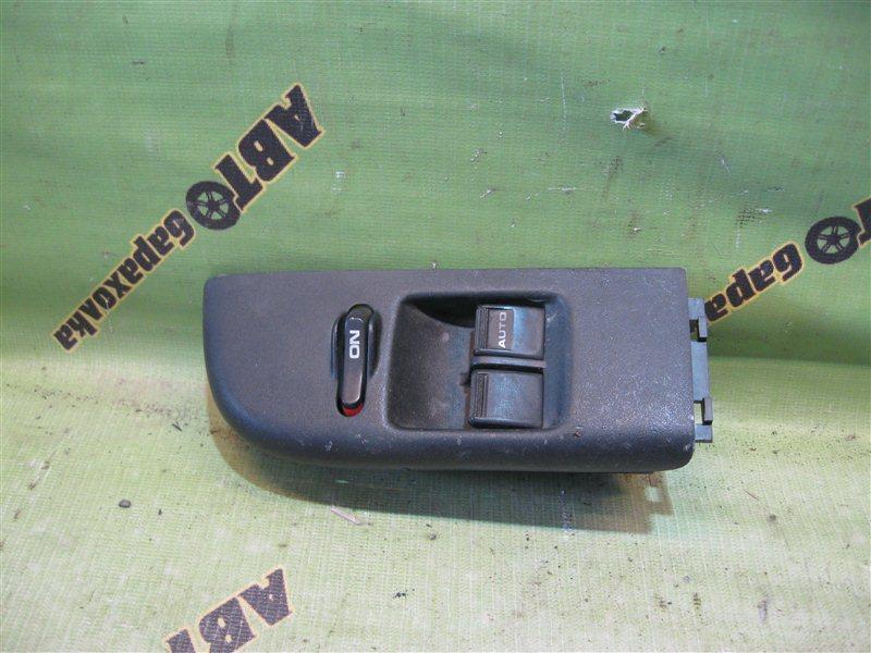 Пульт стеклоподъемника Honda Logo GA3 передний правый