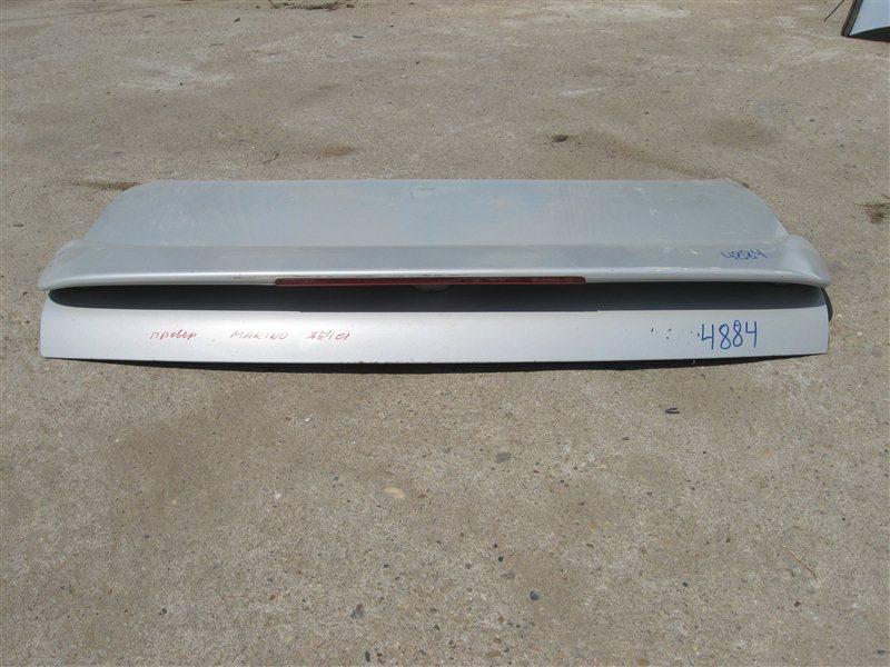 Крышка багажника Toyota Sprinter Marino AE101