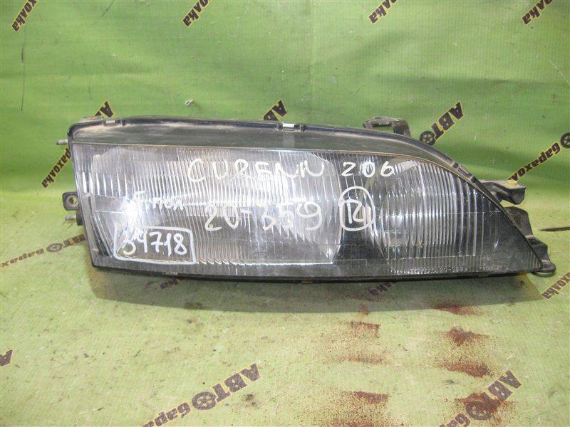 Фара Toyota Curren ST206 передняя правая