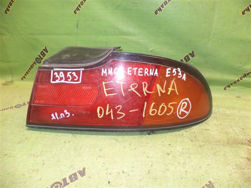 Стоп Mitsubishi Eterna E53A задний правый