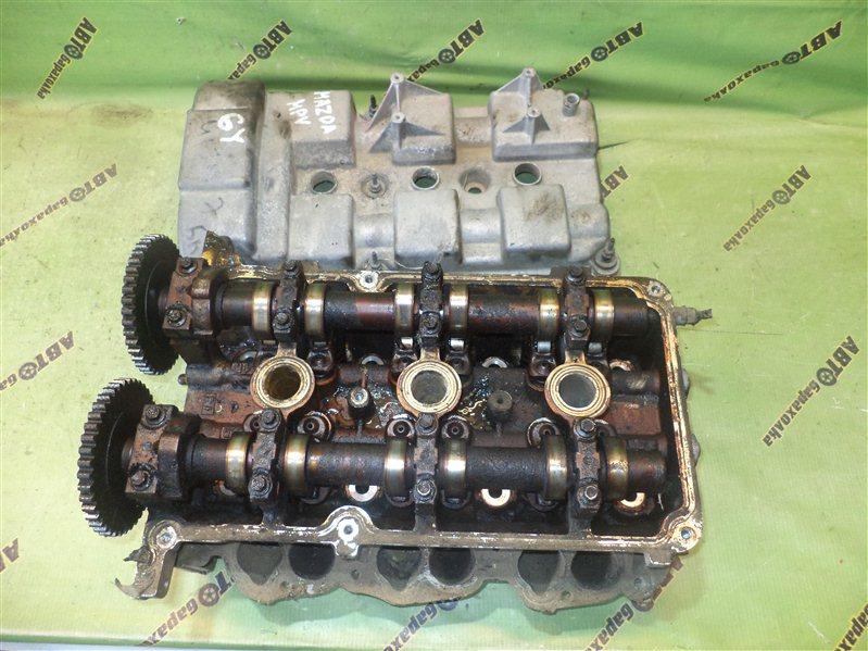 Головка блока цилиндров Mazda Mpv LW5W GY