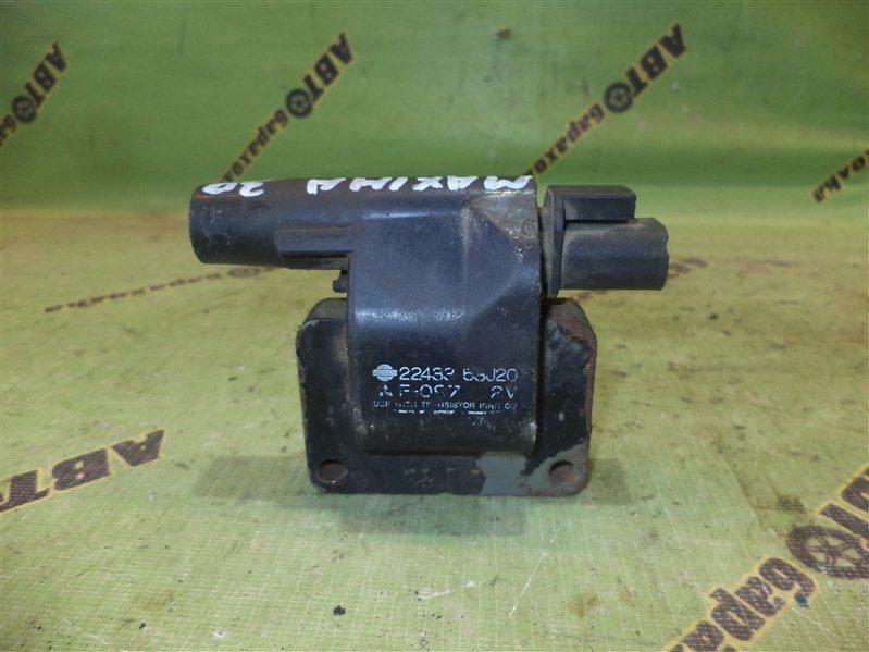 Катушка зажигания Nissan Maxima J30 VG30E