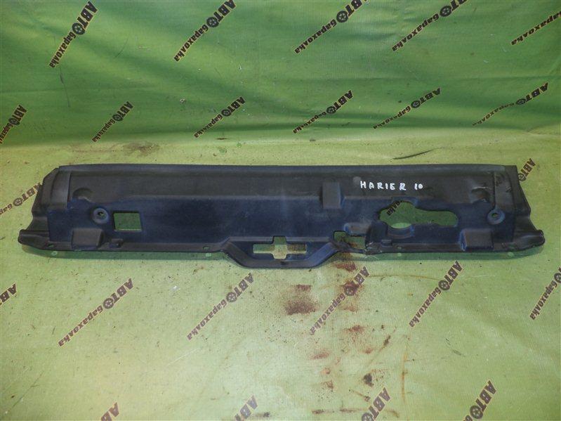 Защита замка капота Toyota Harrier MCU10