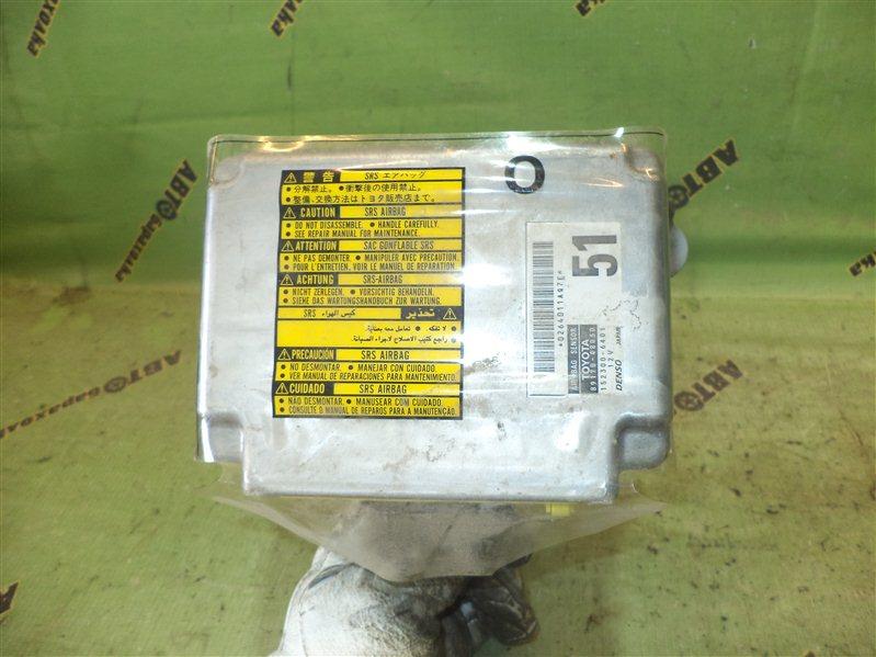 Блок управления airbag Toyota Harrier MCU35 1MZ