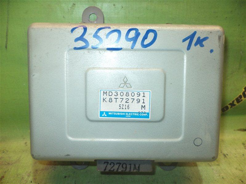 Блок управления акпп Mitsubishi Delica PA5W 4D56