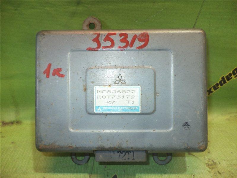 Блок управления свечами накала Mitsubishi Delica PA5W 4D56