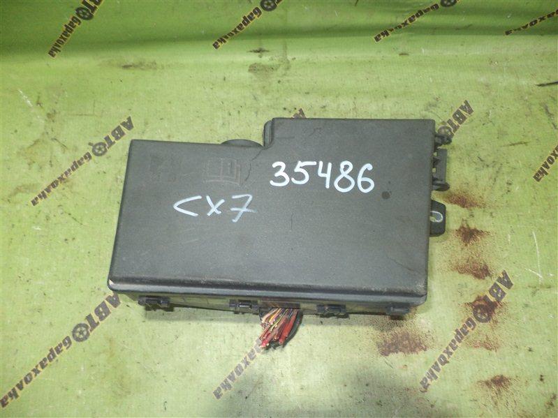 Блок предохранителей Mazda Cx-7 ER3P L3VDT