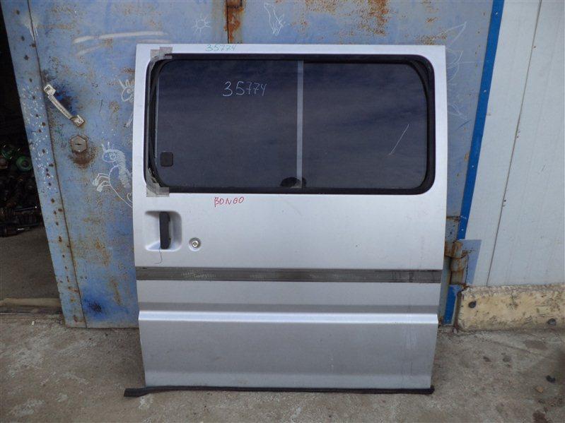 Дверь боковая (раздвижная) Mazda Bongo SK22 левая