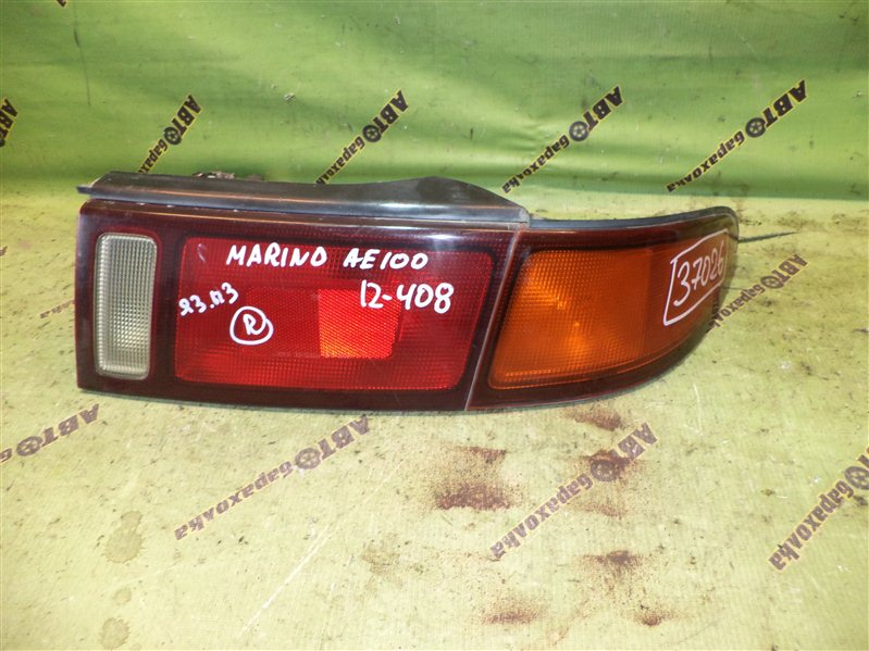 Стоп Toyota Sprinter Marino AE100 задний правый