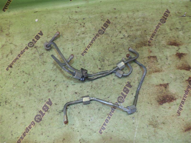 Трубка тнвд Mazda Bongo SK22 R2