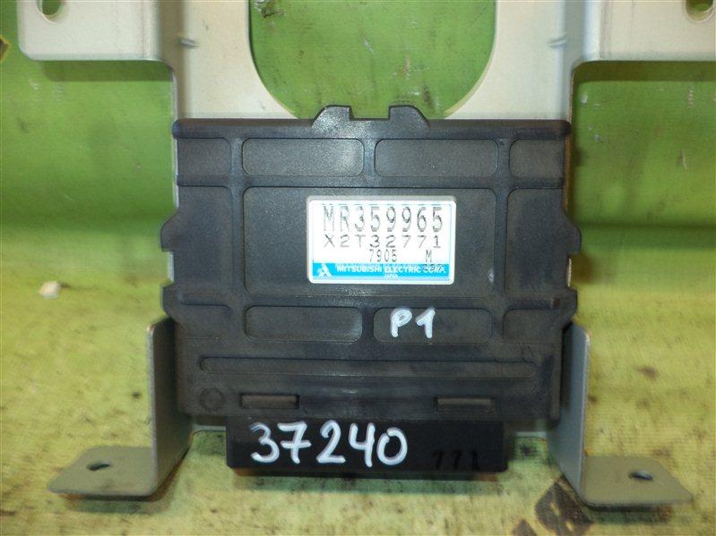 Блок управления abs Mitsubishi Delica PF8W 4M40