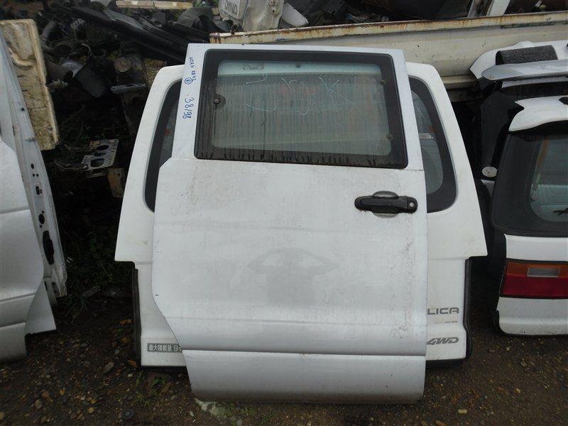Дверь боковая (раздвижная) Toyota Noah KR42 правая