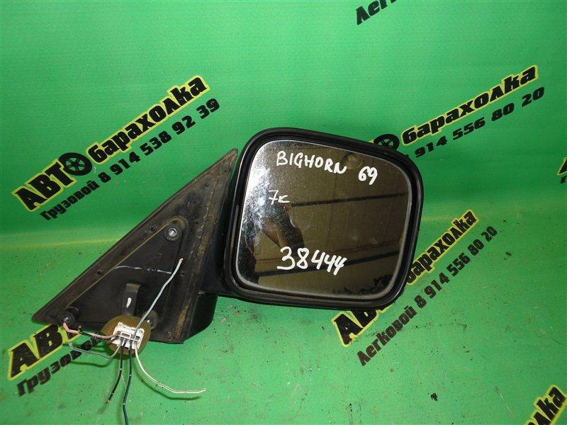 Зеркало Isuzu Bighorn UBS69GW переднее правое