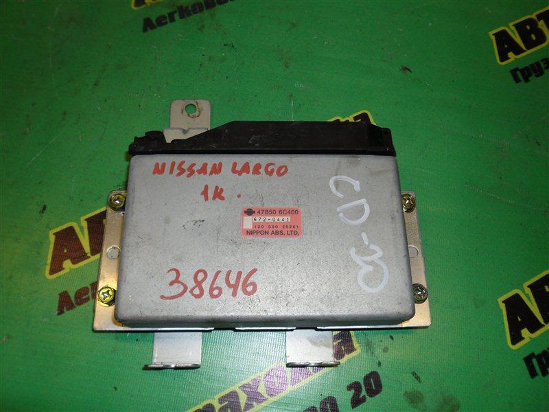 Блок управления abs Nissan Largo VNW30 CD20