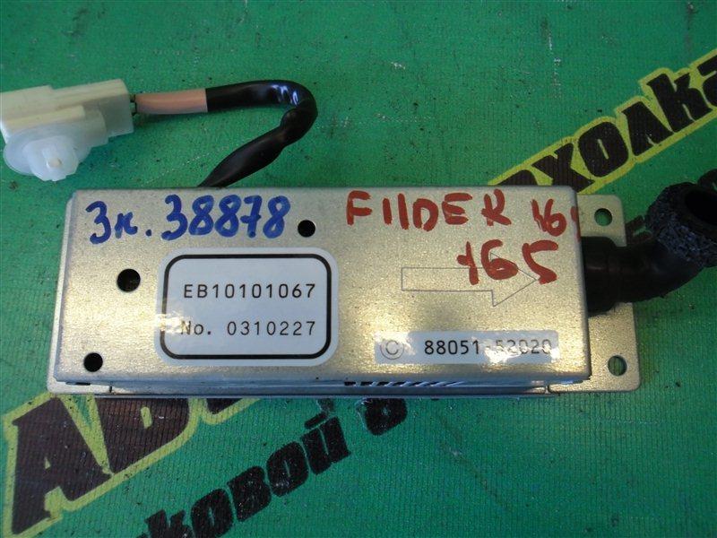 Ионизатор Toyota Corolla Fielder NKE165