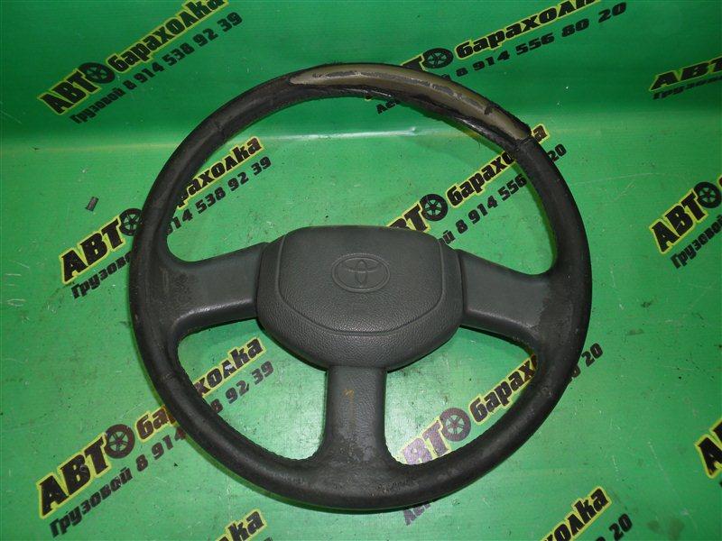 Руль Toyota Hilux Surf LN130