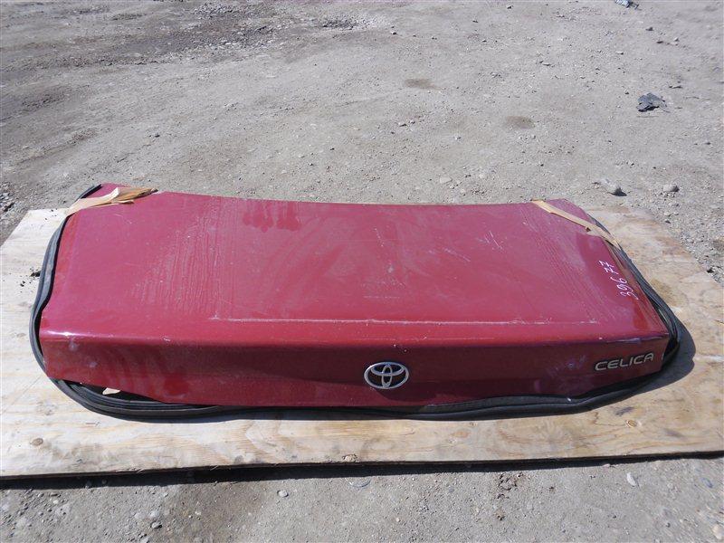 Крышка багажника Toyota Celica ST202 3SGE