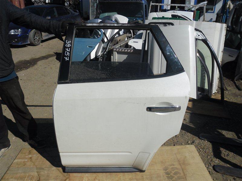 Дверь Nissan Murano PNZ50 VQ35 задняя левая