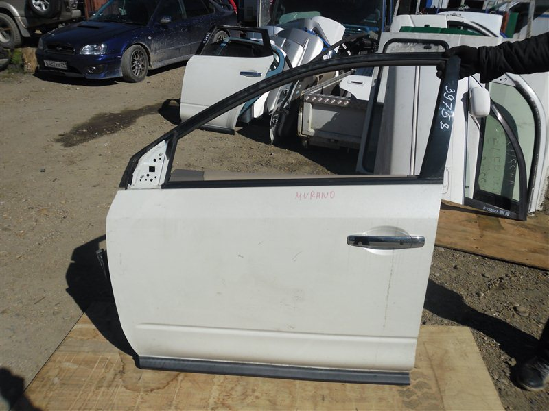 Дверь Nissan Murano PNZ50 VQ35 передняя левая